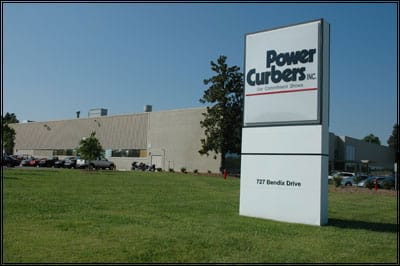 Power Curbers Headquarters