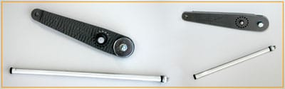 Grade & Steering Wand Assembly