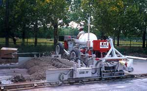 Power Pavers FP-3000