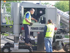 Power Curbers Tech Support