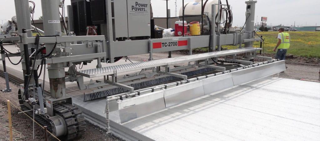 Power Pavers TC-2700