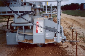 Power Pavers Machine for Agricultural Paving