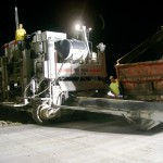 Concrete Placer/Spreader