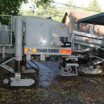 Power Curbers 2009 5700-C Pre-Owned Machine