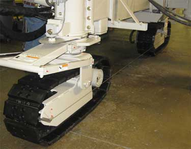 Tech Support - Crawler Alignment :: Power Curbers and Power Pavers