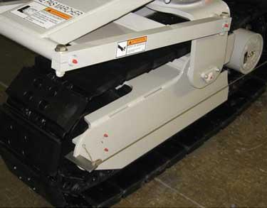 Power Curbers Equipment