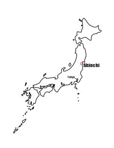 Shinchi, Japan