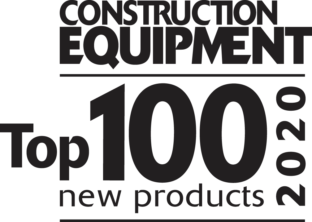 5700-D Awarded Construction Equipment Top 100 New Products of 2020